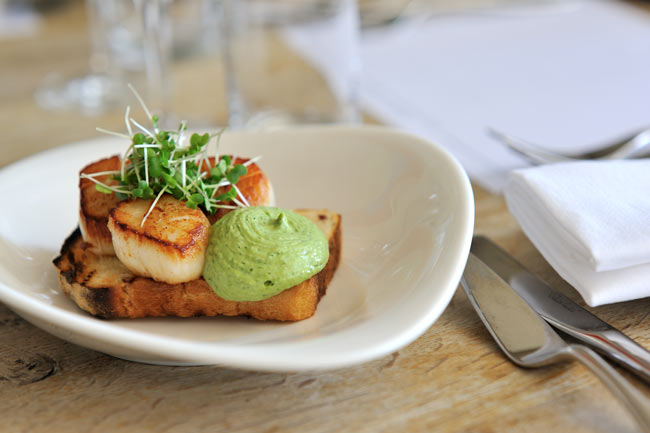 Win dinner for two at Outlaw's Fish Kitchen