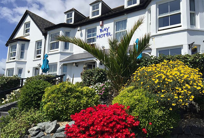 Win a foodie retreat at The Bay Hotel