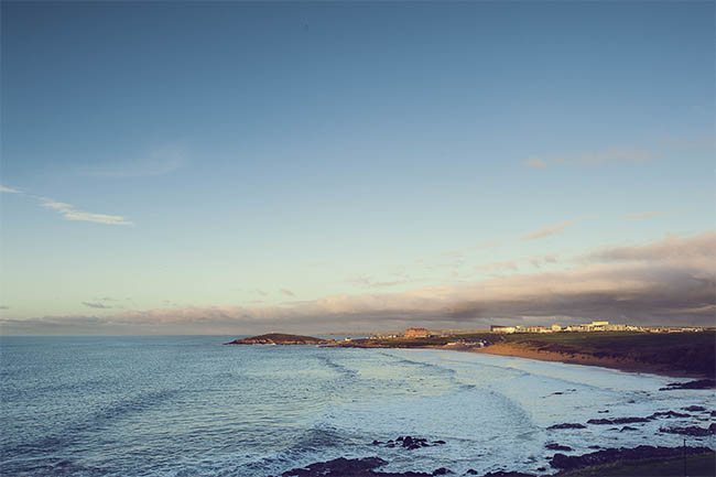 Win a foodie break at Fistral Beach Hotel